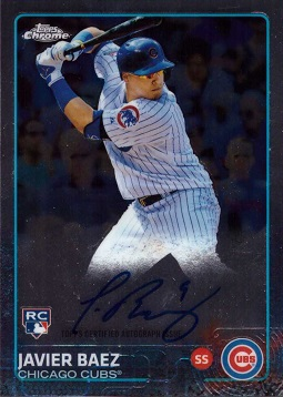Chicago Cubs Baseball Cards
