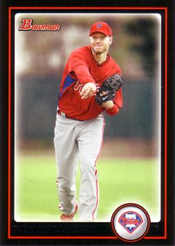 2010 Bowman Roy Halladay Phillies Card