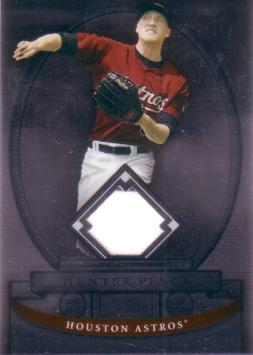 Hunter Pence Game Worn Jersey Card