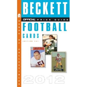 2011 Beckett Football Card Price Guide and Values