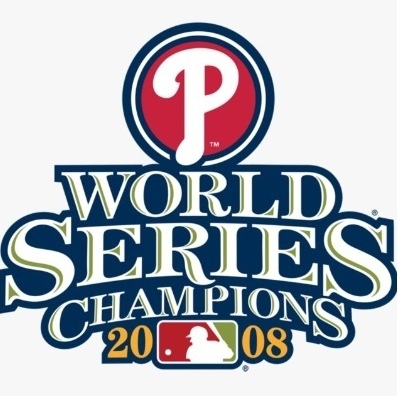 2008 Phillies World Series Champions Rookie Card Team Set