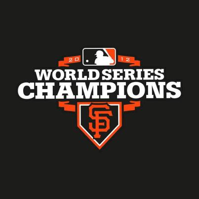 2012 San Francisco Giants World Series Champions Rookie Card Team Set