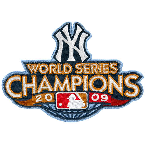 2009 Yankees World Series Champions Rookie Card Team Set