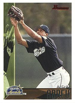 1995 Bowman Bob Abreu Rookie Card
