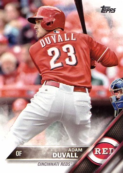 Adam Duvall Rookie Card