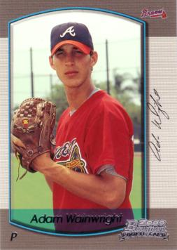 Adam Wainwright Rookie Card