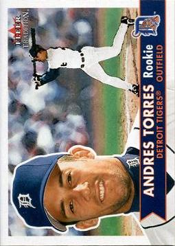Andres Torres Rookie Card