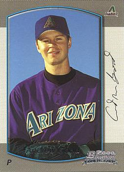 2000 Bowman Andrew Good Rookie Card