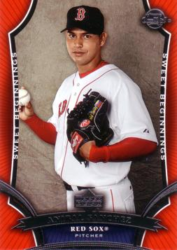 Anibal Sanchez Rookie Card