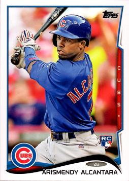 Arismendy Alcantara Rookie Card