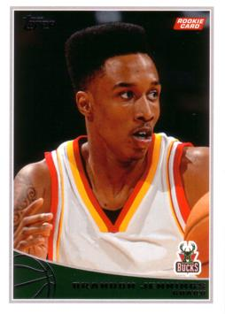 Brandon Jennings Rookie Card