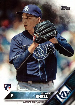 Blake Snell Rookie Card