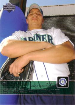 2003 Upper Deck Bobby Madritsch Rookie Card