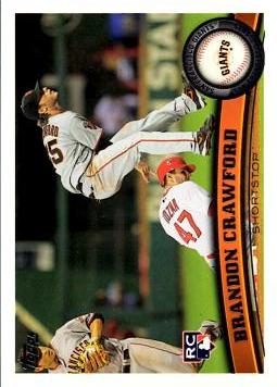 Brandon Crawford Rookie Card