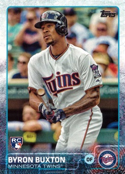 Byron Buxton Rookie Card