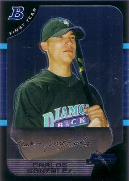 2005 Bowman Chrome Carlos Gonzalez Rookie Card