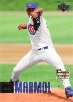 2006 Upper Deck Carlos Marmol Rookie Card