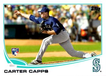 Carter Capps Rookie Card