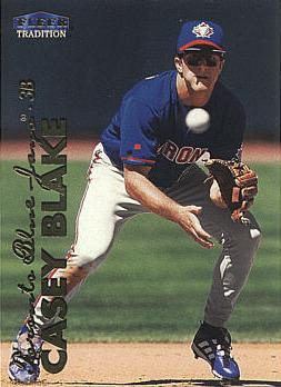1999 Fleer Update Casey Blake