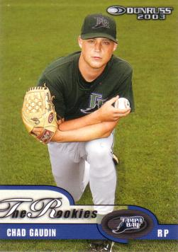 Chad Gaudin Rookie Card