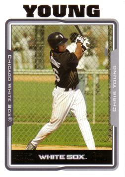 Chris Young Rookie Card