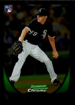 Chris Sale Bowman Chrome Rookie Card