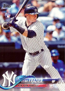 Clint Frazier Rookie Card