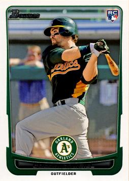Collin Cowgill Rookie Card