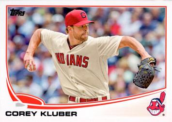 Corey Kluber Rookie Card
