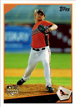 David Hernandez Rookie Card