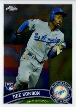 Dee Gordon Rookie Card