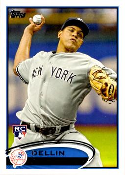 Dellin Betances Rookie Card