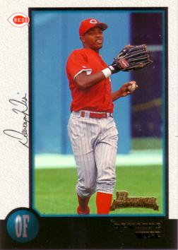 1998 Bowman Dewayne Wise Rookie Card