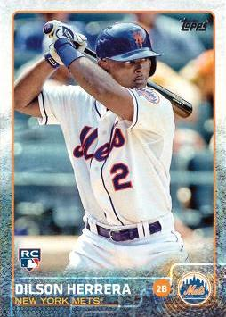 Dilson Herrera Rookie Card