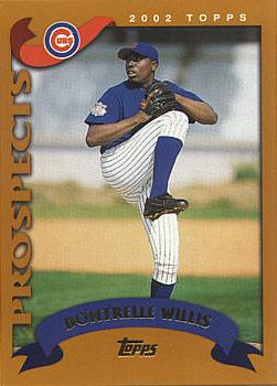 Dontrelle Willis Rookie Card