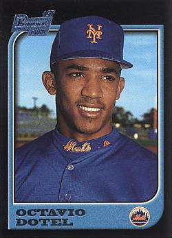 Octavio Dotel Rookie Card