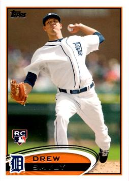 Drew Smyly Rookie Card