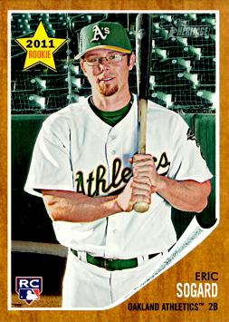 Eric Sogard Rookie Card