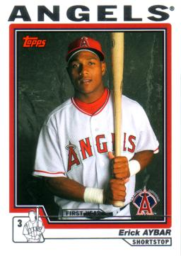 Erick Aybar Rookie Card