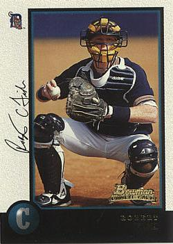 1998 Bowman Rob Fick Rookie Card