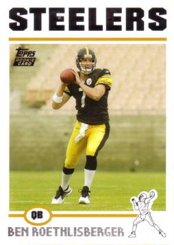 Ben Roethlisberger Rookie Card