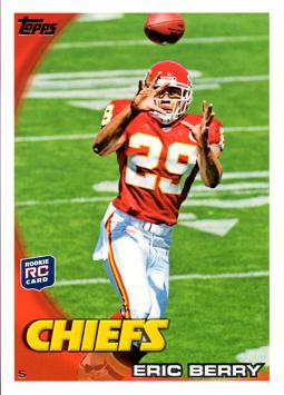 Eric Berry Rookie Card