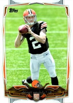 Johnny Manziel Rookie Card