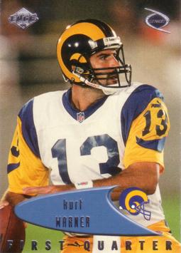 Kurt Warner Rookie Card