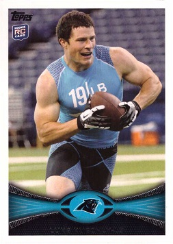 Luke Kuechly Rookie Card
