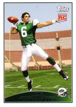 Mark Sanchez Rookie Card