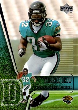 Maurice Jones-Drew Rookie Card