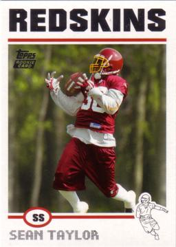 Sean Taylor Rookie Card