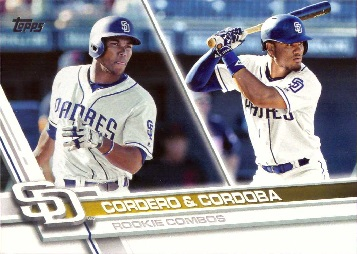 Franchy Cordero Rookie Card