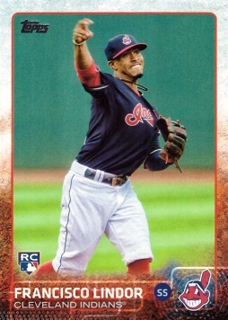 Francisco Lindor Rookie Card